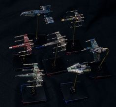 Star Wars X Wing Miniatures Game Rogue