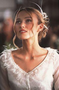 "Keira Knightley in ""Love Actually"""