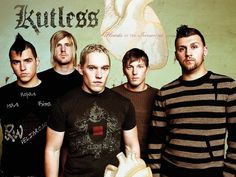 Kutless; another great band for those who like the harder rock sound in Christian Music!.