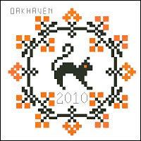 OakHaven Designs: October 2010