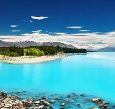Lake Pukaki | New Zealand