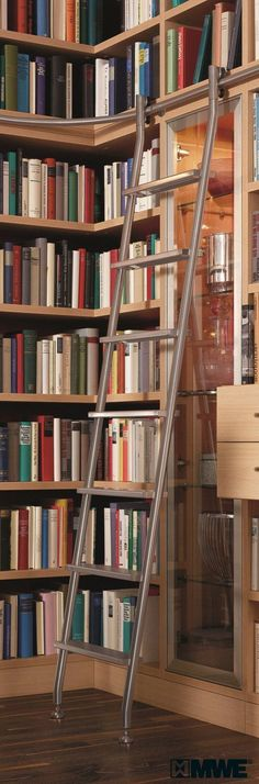 лестница, библиотечная, передвижная