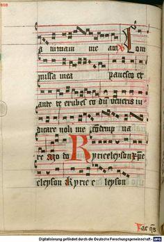 Rituale für Dominikanerinnen Nürnberg oder Altenhohenau, 2. Hälfte 15. Jh. Cgm 5243  Folio 29v