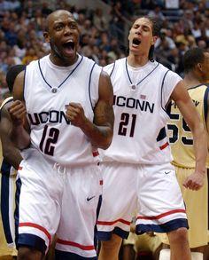 Uconn Basketball, College Basketball, Emeka Okafor, Uconn Huskies, Champion, Sports, Connecticut, Tops, Hs Sports