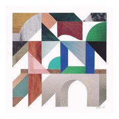 """We're No Here""... #collage #composition #color #texture #shape #geometric #abstract #geometricabstraction #artcontemporain #contemporaryart #artecontemporanea #kunst #kunstwerk #eigentijdsekunst #zeitgenössischekunst #Sztukawspółczesna #현대 #samtidakonst #modernekunst #artecontemporaneo #madeinnyc #artonpaper #surfacedesign #brooklyn #nyc #cutandpaste #designfeed"