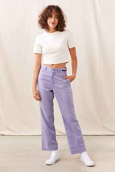 Vintage Overdyed Work Trouser Pant - Urban Outfitters
