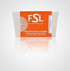 Functional dark Chocolate with high flavanol and Phosphatidylserine