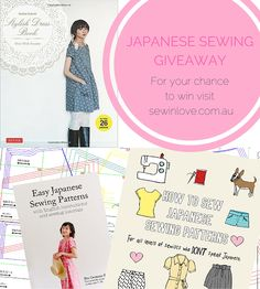 WIN – Stylish Dress Book   Japanese Sewing Ebook