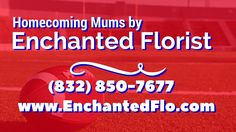 Dawson High School Homecoming Mums in Pearland TX 77581 | Mums, Flowers,...