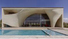 Kouhsar Villa_Next Office / Alireza Taghaboni