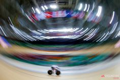 Rio de Janeiro - Brasil - wielrennen - cycling - radsport - cyclisme - Women's Omnium Time Trial - 16/08/2016 - Anna Knauer (Germany) pictured during track day-6 - Olympic Games 2016 in Rio - photo LB/RB/Cor Vos © 2016