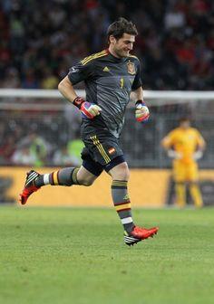 Iker Casillas el mejor arquero como andre