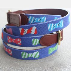 future husband's smathers and branson belt to match my future key fob