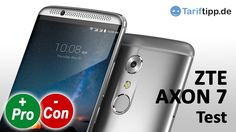 ZTE Axon 7 | Test deutsch