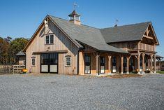 Leesburg, VA - B&D Builders 2nd Floor, Horses, Horse Barns, Living Spaces, Leesburg Va, Flooring, Gallery, Building, Architecture