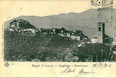 GIANCARLO MAROVELLI ARCHITETTO: Bagni di Lucca frazione Lugliano il labirinto di v...