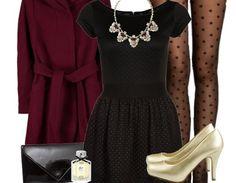 http://www.stylefruits.de/abendoutfit-keep-the-faith/o3148622?utm_source=pinterest&utm_medium=referral&utm_campaign=outfit20141225-o3148622Festlich gestylt für das Weihnachtsessen und die Party danach ;)
