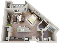 Studio apartment meaning in hindi are 11 awe inspiring producer setups that furnish your studio apartment for under tiny apartment design ideas small e furniture best s forStudio Apartment Layout. Studio Apartment Floor Plans, Condo Floor Plans, Studio Apartment Layout, Studio Layout, Studio Apartment Decorating, Apartment Plans, One Bedroom Apartment, Small House Plans, Apartment Design