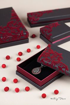 Jewelry Box Packaging Design