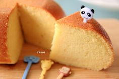 ❤電子鍋版煉奶蛋糕❤食譜、作法   小曹很愛吃的多多開伙食譜分享