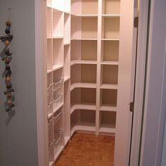 Kitchen Pantry Design Ideas, Pictures, Remodel, and Decor - page 20