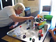 DIY: Make your own magnetic play set