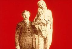 In 1885, miners discovered the mummified remains of woman measuring 6 feet 8 inches tall holding an infant. The mummies were found in a cave behind a wall of rock in the Yosemite Valley. This mummy is now in Ripley's believe it or not Orlando Museum.