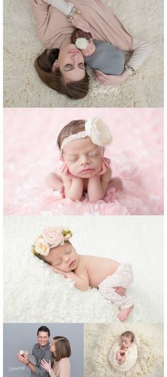 Newborn Photography | Newborn Inspiration | Baby Girl