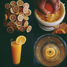 Fresh Orange Juice / photo by Karen Santos