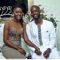 The Best Matching African Outfits for Couples – 50 Latest Ankara Styles for Couples - Fashion gig African Love, African Design, African Wear, African Attire, African Beauty, African Dress, African Outfits, African Clothes, Afro