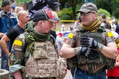 Playing Cops: Militia Member Aids Police in Arresting Protester at Portland Alt-right Rally