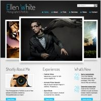 Are you tired of searching for the best web templates? Take advantage of the free HTML templates available in this site. Free Html Templates, Free Website Templates, Free Pictures, Free Photos, Ellen White, Photographer Portfolio, Photoshop Brushes, Photo Studio, Photo Sessions