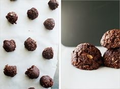 Cocoa + Coconut Bits from Sprouted Kitchen (dairy free, gluten free, vegan treats)