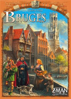 Bruges in the 15th century ? culture and commerce flourish and make the Belgian Hanseatic city into one of the wealthiest cities in Europe.In Bruges (a.k.a. Br?gge depending on the country in which you live), players assume the role of merchants who must maintain their relationships with those in power in the city while competing against one another for influence, power and status. Dramatic events cast their shadows over the city, with players needing to worry about threats to their ...