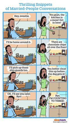 Another Reason Why You Should Just Stick With Texts | More LOLs & Funny Stuff for Moms | NickMom