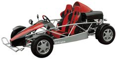 Fast-Paced Go Karts |