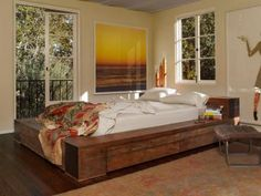 Environment Furniture - Edge Bed