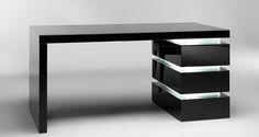 Contemporary desk - LUCE - reflex Angelo