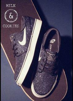 Nike milk and cookies