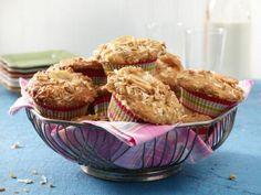 Banana Crunch Muffins Recipe | Ina Garten | Food Network