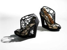 Andreia Chaves' Newest Design Will Trap Your Feet in Place #Pop Culture trendhunter.com