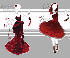 .::Adoptable Collection 1(1-2 OPEN)::. by Scarlett-Knight.deviantart.com on @DeviantArt