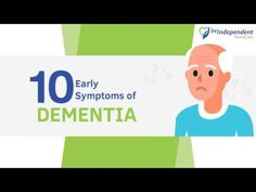 It's National Brain Awareness Week and so Be Independent Home Care have produced this short video about some early signs of dementia. While no two people's experiences with dementia are the same, there are some signs which can be common.