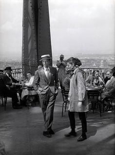 Funny Face - 1956 Audrey Hepburn and Feed Astaire