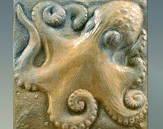 Items similar to Luna Moth Art, Nature, Sculpture, Wall Tile, Wall ...