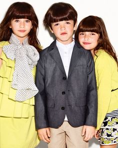 Benetton KIDS spring/summer 2012 campaign