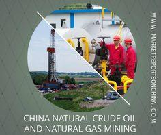 #China natural #crudeoil & natural gas mining industry