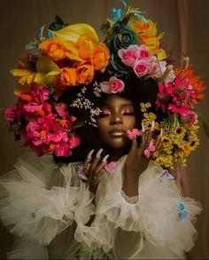 Glam Photoshoot, Photoshoot Concept, Photoshoot Themes, Beauty Photoshoot Ideas, Black Girl Art, Black Girl Magic, Art Girl, Black Art, Afro