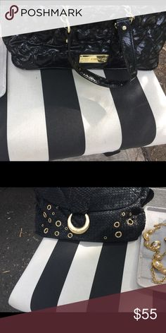 Two different Bags 🛍🛍 Betsy Johnson and Elliott Lucca Italian designer 🛍🛍🛍 Bags Shoulder Bags