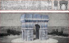 Official website of artists Christo and Jeanne-Claude. Features photographs and texts about completed projects and works in progress. Christo And Jeanne Claude, Art Fund, Unknown Soldier, Wax Crayons, Enamel Paint, 2017 Photos, Land Art, Photomontage, Virtual Tour